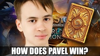How Does Pavel Win All Hearthstone Tournaments? The Reasons Behind Pavel