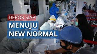 Siap Menuju New Normal, Depok Bisa Hentikan PSBB 4 Juni Bila Warga Patuhi Aturan Ini