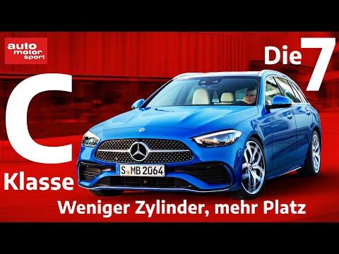 Mercedes C-Klasse: 7 Fakten, die du über den Boss unter den Sternen wissen musst | auto motor sport