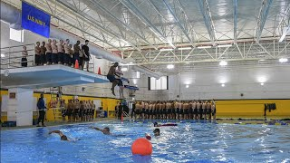 Navy Bootcamp 2020 Swim Test (EVERYTHING you need to know)
