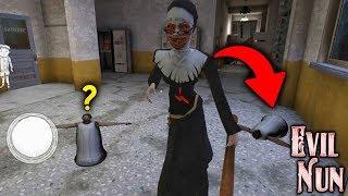 Гренни Появилась в Монахине! - Evil Nun 1.2.3   Монахиня