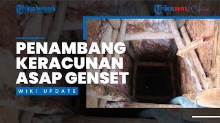 Polisi Pastikan 4 Penambang di Sumbawa Tewas karena Keracunan Asap Genset