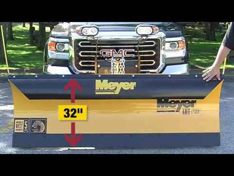 2018 Meyer Products Lot Pro 8' in Erie, Pennsylvania - Video 1