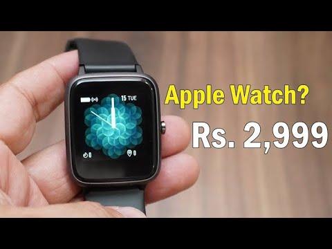 Noise ColorFit  Pro2  under 2999|apple watch|techuzo
