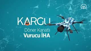 Türkiye'nin 'kamikaze drone'ları göreve hazır