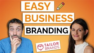 How to Create a Brand Identity for E-commerce Business in Minutes with Tailor Brands
