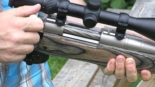 Carabine Mossberg 4×4 – Pronature