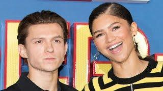 Zendaya & Tom Holland Spark MORE Dating Rumors Over Instagram Comment