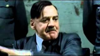 Reupload: Hitler plans scene: Excess profanity version