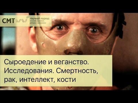 , title : 'Сыроедение/веганство. Что говорит наука? Смертность, рак, интеллект, кости, витамины'