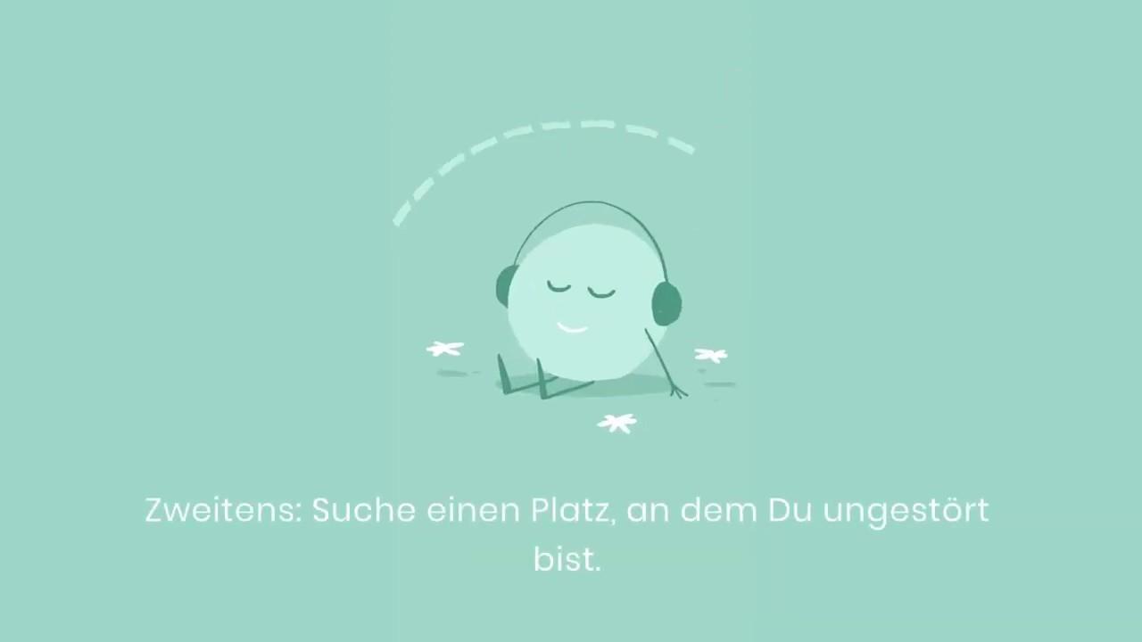 Meditations-App Balloon