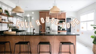 FULL HOUSE TOUR // MID CENTURY MODERN HOME