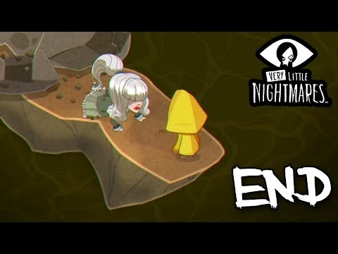 This is How It Ends?!? - Very Little Nightmares | ENDING HD