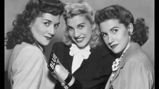 I Can Dream, Can't I? (1950) - The Andrews Sisters