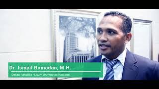 Universitas Nasional – Seminar Internasional dengan Mahkamah Konstitusi