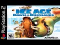Ice Age: Dawn Of The Dinosaurs Story 100 Full Game Walk