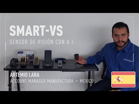 Datalogic Smart-VS™ demonstration video (Spanish only)