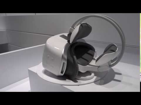 First Look at Alcatel vision - Standalone VR Headset