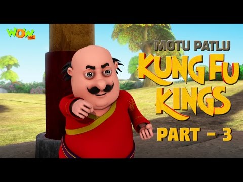 Motu Patlu Full Movie King Kong - Gambleh 3