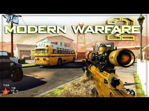 Download Call Of Duty Modern Warfare 2 Custom Weapons Video 3GP Mp4