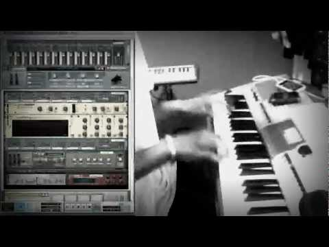 Kirk Franklin- I Am ( Piano Cover) by RudieRhodez