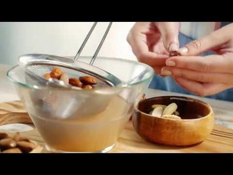 Cozinha com Truques – Pelar amêndoas de forma simples