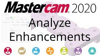 What's New in Mastercam 2020: Merge Pattern - Самые лучшие видео