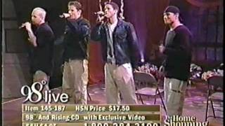 98 Degrees - HSN Christmas Special *This Gift*