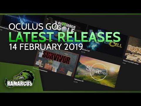 Oculus Go // YouTube VR is FINALLY HERE! - смотреть онлайн