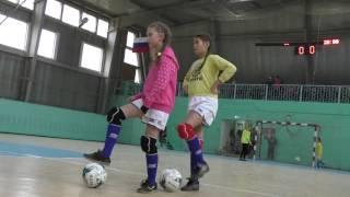 Турнир по мини-футболу среди девочек. Камышин 1 ноября 2016г.