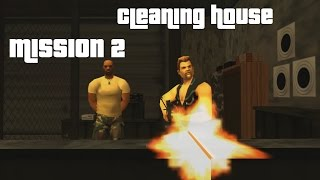 Gta Vice City Stories Pc Edition Mission 2 Cleaning House Hd