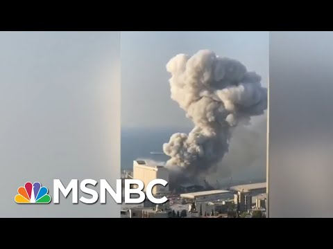 At Least 50 Dead, 3,000 Injured In Beirut Blast | MSNBC
