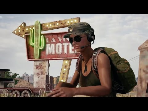 Trailer map Miramar de PlayerUnknown's Battlegrounds
