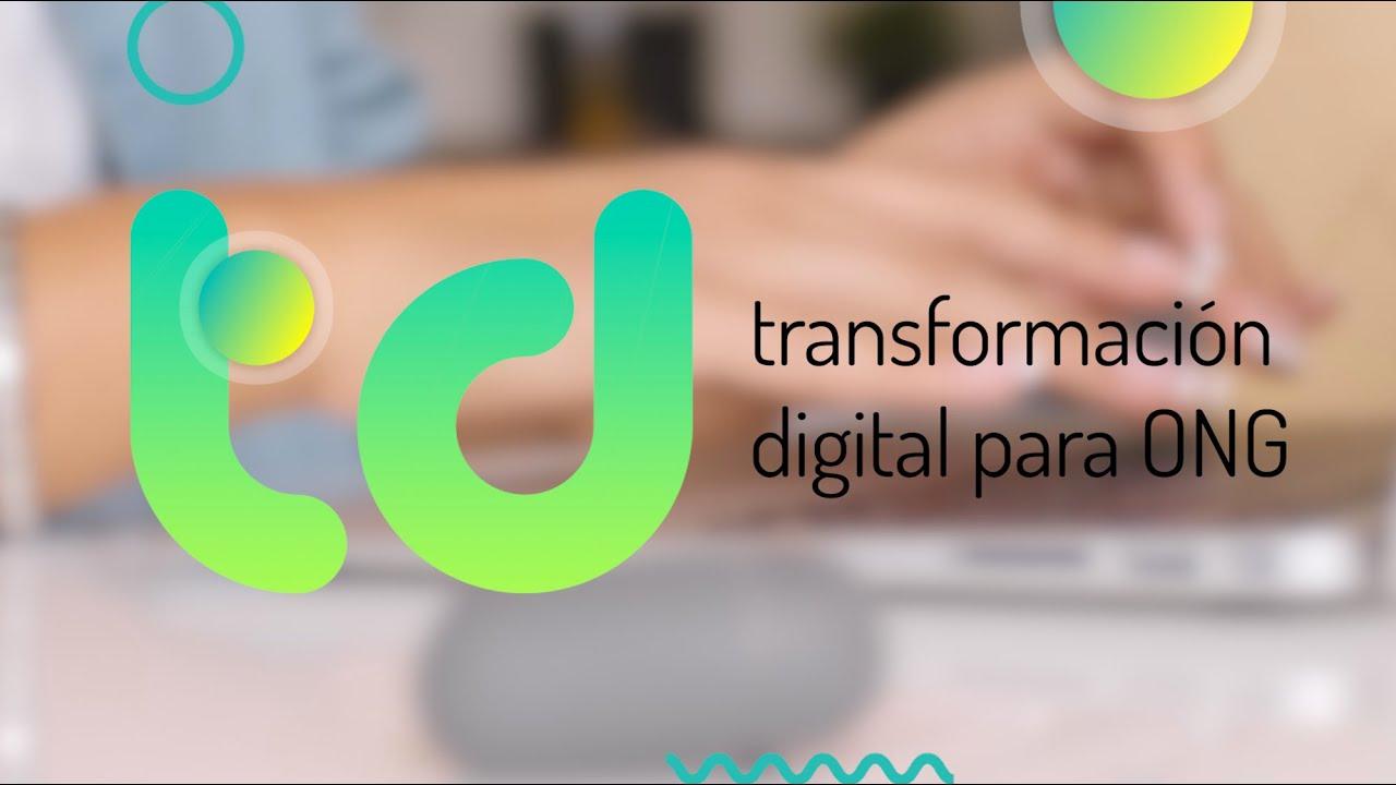 Formación en Transformación Digital para ONGs y entidades no lucrativas de Málaga y Sevilla