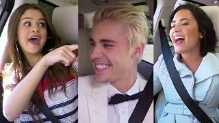 Top 10 BEST Carpool Karaoke Moments! (PART 2)