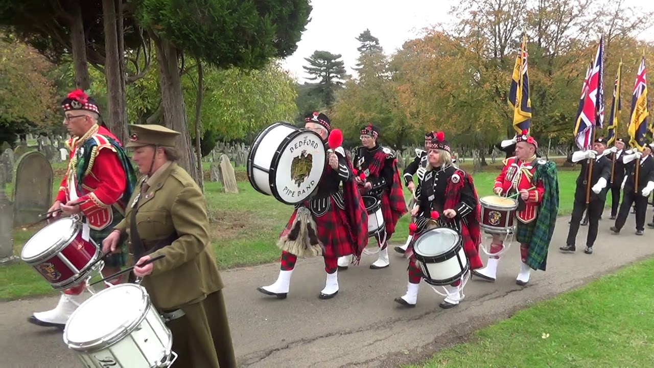 Scottish Soldiers Commemoration