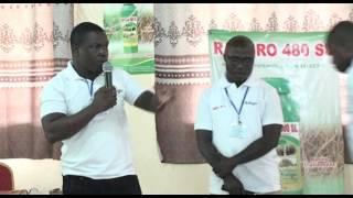 Lancement de la nouvelle gamme des herbicides ALL-GRO dans le Nord de la Côte D'Ivoire