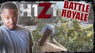 Battle Royale H1Z1 Gameplay - JEFF & JEFF !   | H1Z1 BR Gameplay