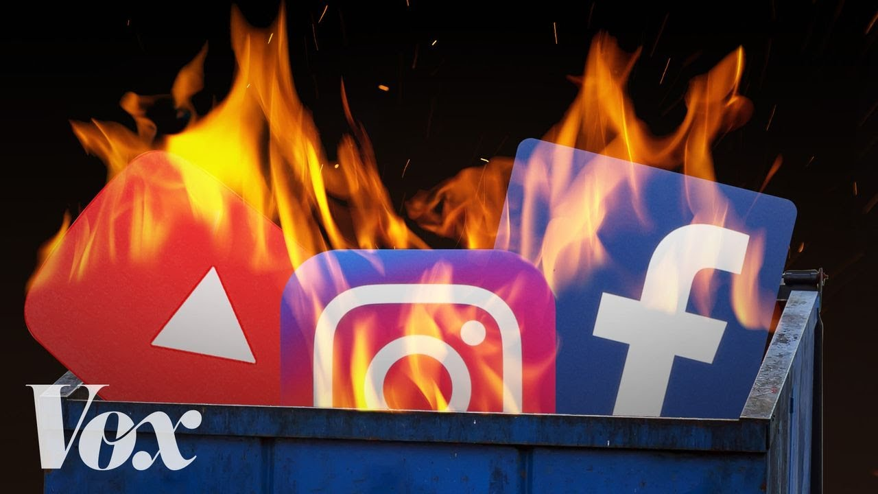 Why every social media site is a dumpster fire thumbnail