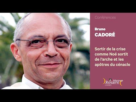 Grande conférence, Bruno Cadoré, en direct de Lourdes, le 07/10/21