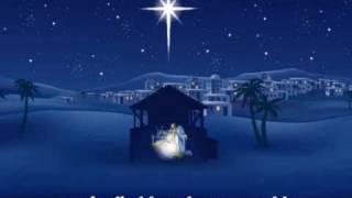 YouTube video E-card Kerstliedje De Herdertjes Lagen Bij Nachte Met