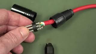 Crap Quality XLR Microphone Cable Teardown