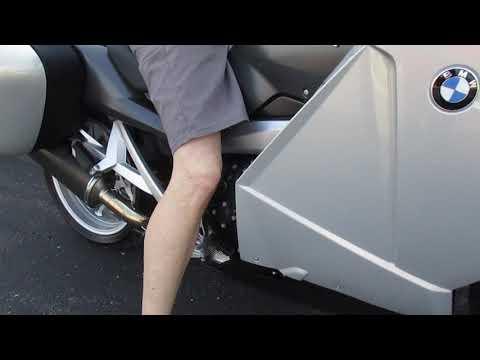 Video of '07 K1200 - QM9V