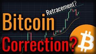 Bitcoin Tests Resistance - Bitcoin Correction Incoming?