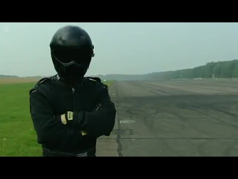 First Appearence of The Stig | Lamborghini Murcielago vs Pagani Zonda | Top Gear | BBC
