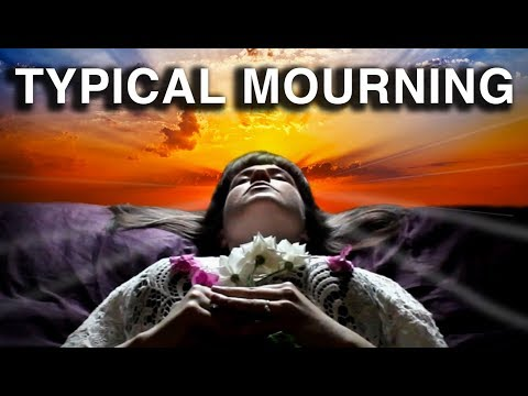 My Morning Routine. That's MOURNING Routine.