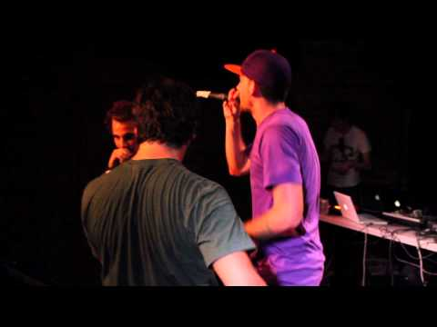 Rappers Anonymous - What You Gonna Do? (Live at Bowery Poetry Club NYC)