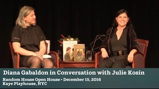 Diana Gabaldon In Conversation With Julie Kosin | Random House Open House
