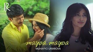 Muhayyo Umarova - Mayda-mayda | Мухайё Умарова - Майда-майда