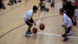Elite Youth Basketball Training Camps and Clinics - I'm Possible